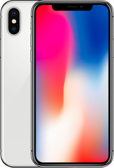Forza iPhone X 64GB Silver ***A-Grade***