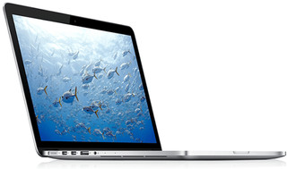 "Apple Macbook Pro Retina Core i7 2.2 Ghz ""Haswell/Crystalwell"" (I7-4770HQ) 15 Inch 256 GB - 5 sterren"