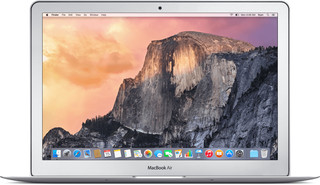 Apple Macbook Air Core i5 1.3 GHz 13 Inch 256 GB - 3 sterren